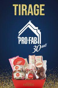 Concours Pro-fab chocolat favoris