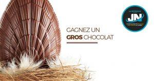 Un gros chocolat