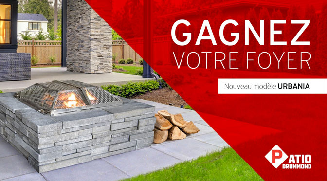Concours Foyer Patio Drummond