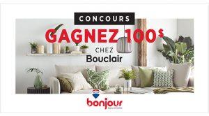 Concours Remax Bonjour Bouclair